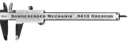 Sonderegger Mechanik